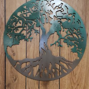 Tree of Life - Metal Home Decor