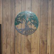 Tree of Life - Metal Home Decor