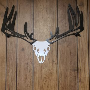Bow Rack - Metal Home Decor