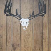 Bow Rack - Metal Home Decor